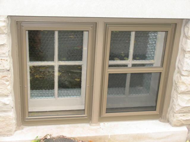 Storm Windows Varga Inc, Basement Storm Windows Canada