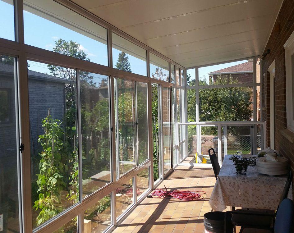 Porch Enclosures